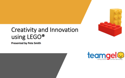 Creativity and Innovation using LEGO® SERIOUS PLAY™